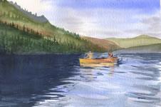 Canoe3 KendraArt